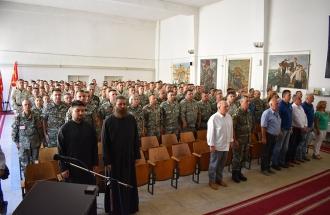 Одбележан Денот на Армијата