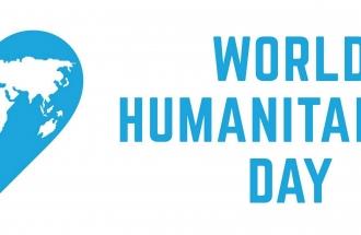 Честитка по повод Светскиот ден на хуманитарните работници